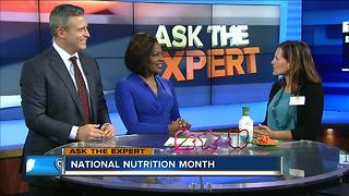 Ask the Expert: Help your family eat healthy - Video