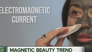 Magnetic beauty trend - Video