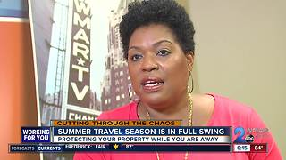Summer Travel Season is in full swing - Video