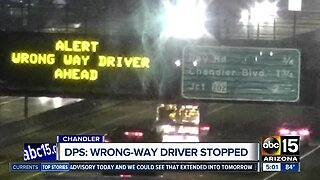 Wrong-way driver epidemic in Arizona