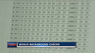 Bogus background check could be costing you money