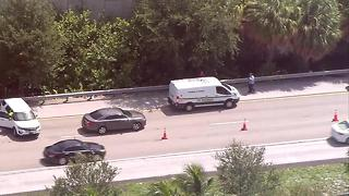 Body found along I-95 - Video