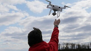 'Uber For Organs' Drone Delivers Kidney To Patient