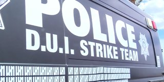 DUI Strike Team in Southern Nevada makes arrest No. 500