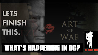 WHAT IS HAPPENING IN DC?