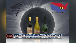 California winery selling special eclipse wines online