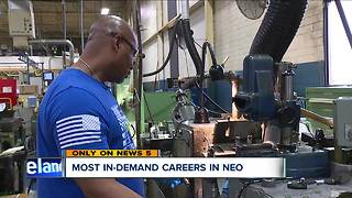 Most in-demand careers in Northeast Ohio - Video