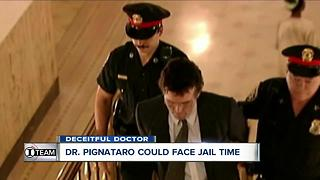 I-Team: Dr. Pignataro could face jail time - Video