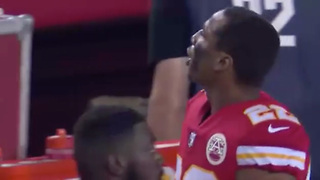 "Marcus Peters FLIPS OUT on Chiefs Fans: ""F*ck You B*TCH!"" - Video"