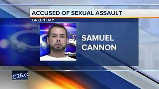 Green Bay man charged with abducting, sexually assaulting 15-year-old girl - Video