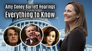 Everything You Need To Know Ahead Of Coney Barrett Senate Confirmation Hearings