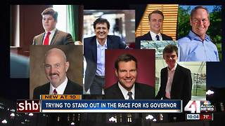 Meet the Republican candidates for KS governor - Video