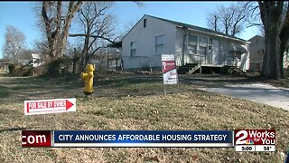 City Announces Affordable Housing Strategy