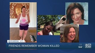 Friends remember victim killed during murder-suicide in Scottsdale