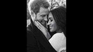 Kensington Palace releases Prince Harry and Meghan Markle's engagement photos - Video