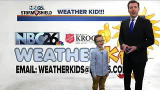 Meet Everett, our NBC26 Weather Kids of the Week! - Video