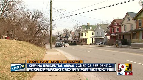 Walnut Hills wants to keep businesses out of residential neighborhoods