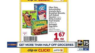 Ready to save on your grocery bill? - Video