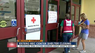 Last shelter open after Hurricane Irma to close Saturday - Video