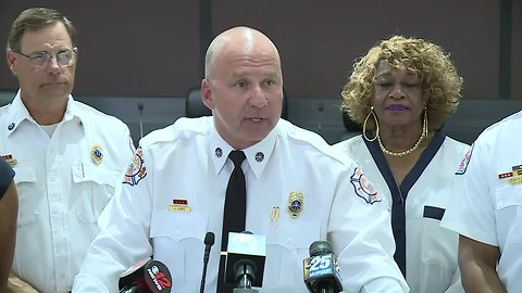 Riviera Beach officials address air quality concerns at fire stations