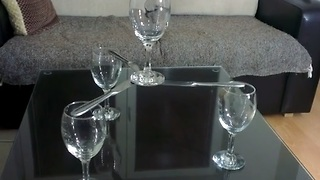 Learn This Levitating Glass Illusion - Video