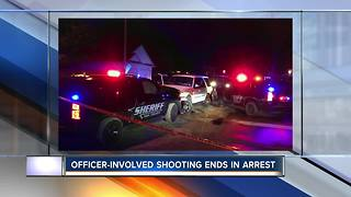 Officer involved shooting - Video