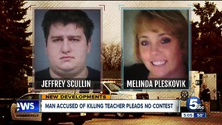Man accused of killing Strongsville teacher pleads no contest before trial begins