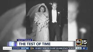 Valley couple celebrating 70 years shares their secret to making it work - Video
