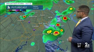 Another Chance For Storms