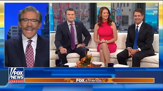 Geraldo stuns Fox viewers by agreeing with Trump on NFL protests - Video