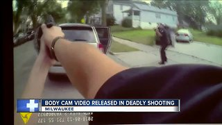 Body cam video shows deadly shooting
