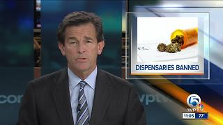 Medical marijuana dispensaries banned in Boca Raton - Video