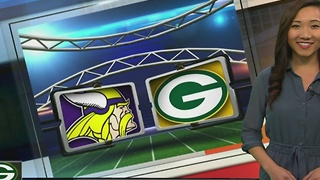Packers vs Vikings Game - Video