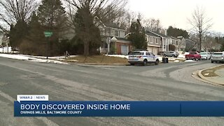 Woman found dead in her Owings Mills home; police are investigating the suspicious death