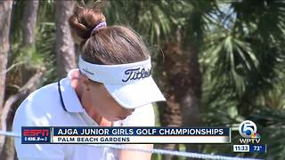AJGA Junior Golf Comes to PGA National - Video