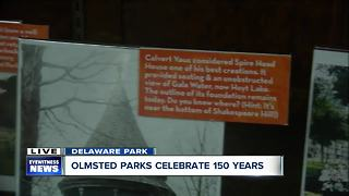 Buffalo Olmsted Parks celebrates 150 years - Video