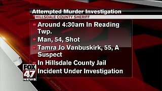 Sheriff investigating attempted murder in Hillsdale