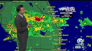 South Florida weather 6/18/17 - 6pm report - Video