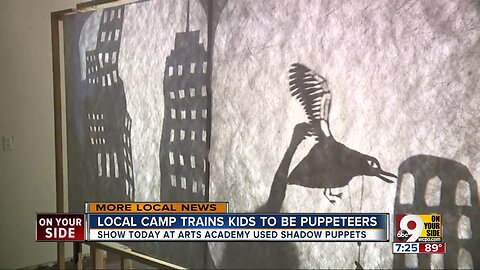ArkWorks apprentices to perform shadow puppet show in Price Hill