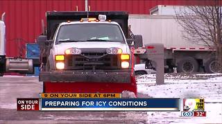 How you can prepare for icy road conditions - Video