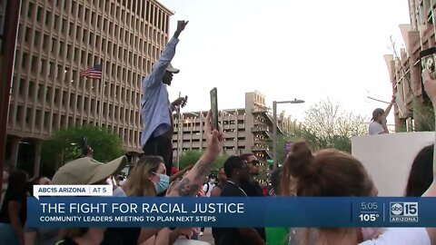 The fight for racial justice in Arizona
