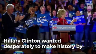 Hillary Broke a Humiliating Record That No One's Talking About - Video