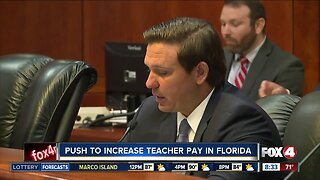 Teachers in Florida could see an increase in pay