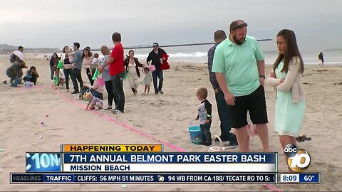 7th annual Belmont park Easter bash