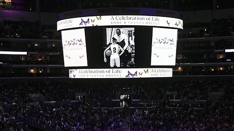 Friends, Fans Pay Tribute To Kobe Bryant