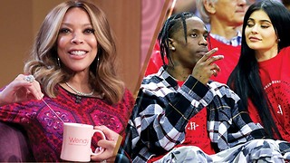 Wendy Williams GUARANTEES Travis Scott Will LEAVE Kylie Jenner to Raise Baby by Herself