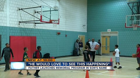 Fox Point family creates a basketball literacy program to honor son killed in elevator