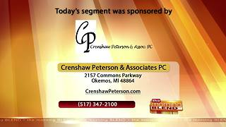 Crenshaw Peterson - 4/10/18 - Video