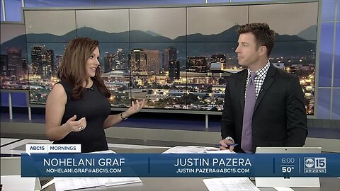 Full Show: ABC15 Mornings | February 15, 6am