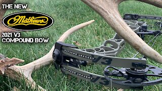 Mathews Unveils NEW Bows for 2021
